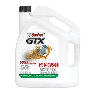 CASTROL GTX 20W-50 5L