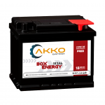Bateria Akko Battery 182.SL Selada 182Ah