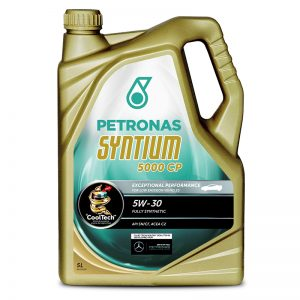 PETRONAS Syntium 5000 CP 5W-30 5L