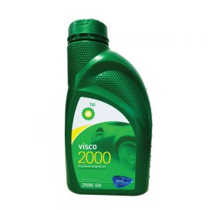BP Visco 2000 20W-50 1L