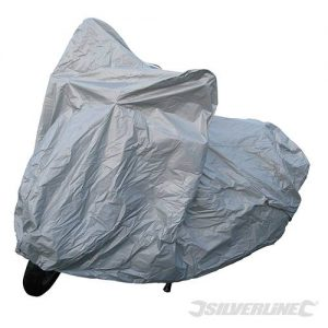 Silverline Capa de moto