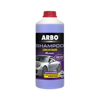 Shampoo Auto Concentrado Com cera