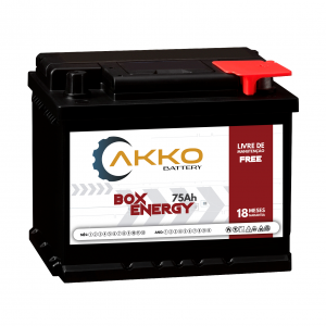 Bateria Akko Battery 75.L.3X 75Ah