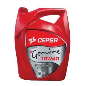 CEPSA Genuine 10W40 5L