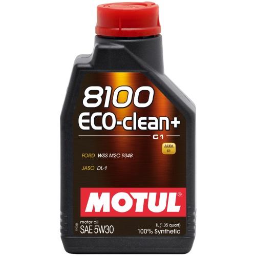 MOTUL 8100 Eco-clean+ C1 5W30 1L