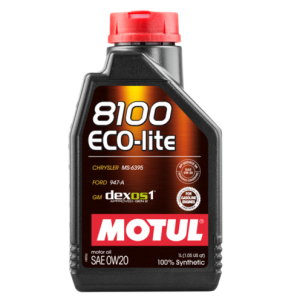 MOTUL 8100 Eco-lite 0W-20 1L