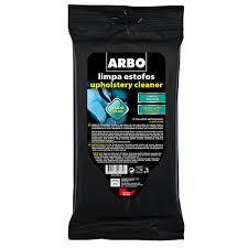 ARBO Toalhetes Limpa Estofos Tecidos
