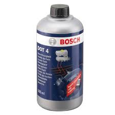 BOSCH DOT 4 BRAKE FLUID 0.5L