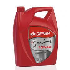 CEPSA Genuine 15W40 5L