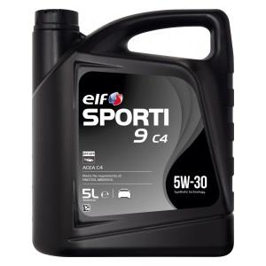 ELF Sporti 9 C4 5W30 5L