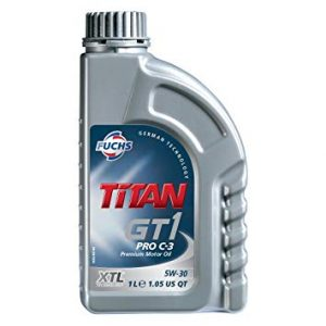 FUCHS Titan GT1 Pro C3 5W30 XTL 1L
