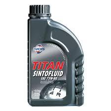 FUCHS Titan sintofluid FE 75W 1L