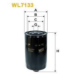 Filtro de óleo WIX ref.WL7133