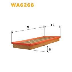 Filtro de ar WIX ref.WA6268