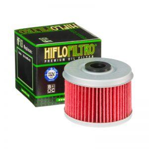 Filtro de óleo - HIFLO HF113 Mota