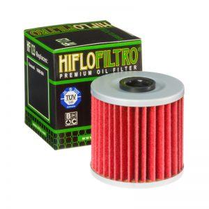 Filtro de óleo - HIFLO HF123 Mota