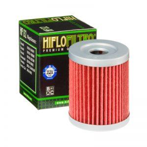 Filtro de óleo - HIFLO HF132 Mota