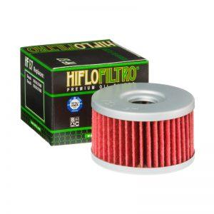 Filtro de óleo - HIFLO HF137 Mota