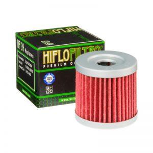 Filtro de óleo - HIFLO HF139 Mota