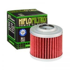 Filtro de óleo - HIFLO HF151 Mota