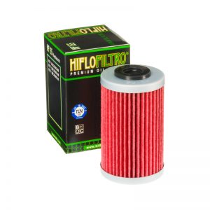 Filtro de óleo - HIFLO HF155 Mota