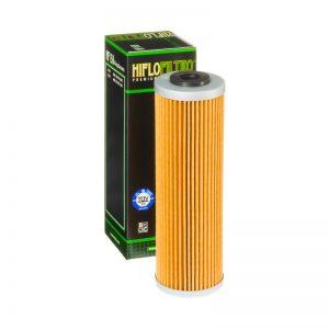 Filtro de óleo - HIFLO HF158 Mota