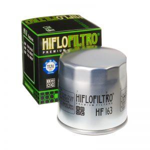 Filtro de óleo - HIFLO HF163 Mota