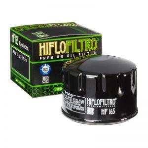 Filtro de óleo - HIFLO HF165 Mota
