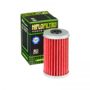 Filtro de óleo - HIFLO HF169 Mota