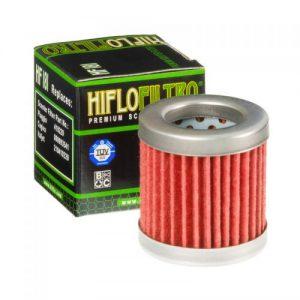 Filtro de óleo - HIFLO HF181 Mota