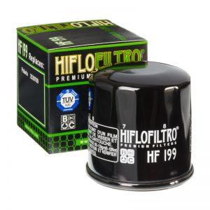 Filtro de óleo - HIFLO HF199 Mota