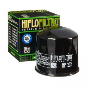 Filtro de óleo - HIFLO HF202 Mota