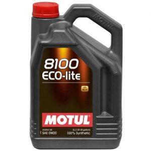 MOTUL 8100 Eco-lite 0W-20 5L