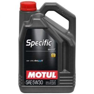 MOTUL Specific Dexos2 5W-30 5L
