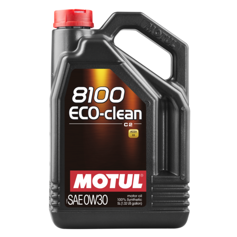 MOTUL 8100 Eco-clean 0W-30 5L