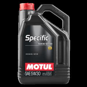 MOTUL Specific 504.00/507.00 5W-30 5L
