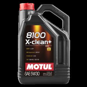 MOTUL 8100 X-clean+ C3 5W30 5L