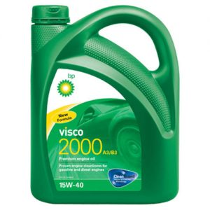 BP Visco 2000 A3-B3 15W40 5LT