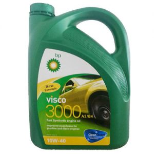 BP Visco 3000 A3-B4 10W-40 5L