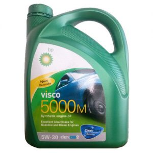 BP Visco 5000 M 5W30 4L