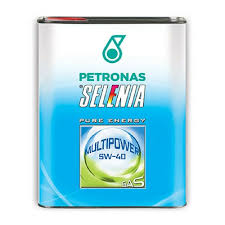Selenia Multipower Gas Pure Energy 5W40 2L