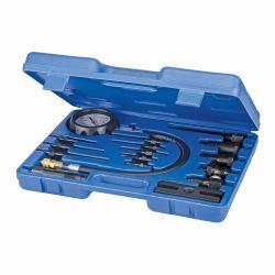 Silverline Kit de teste de compressão diesel (16 peças)