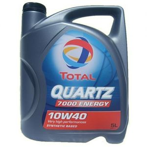 TOTAL Quartz 7000 Energy 10W-40 5Lt