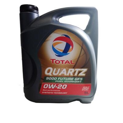 Total Quartz 9000 Future GF5 Fuel Economy 0W20 5L