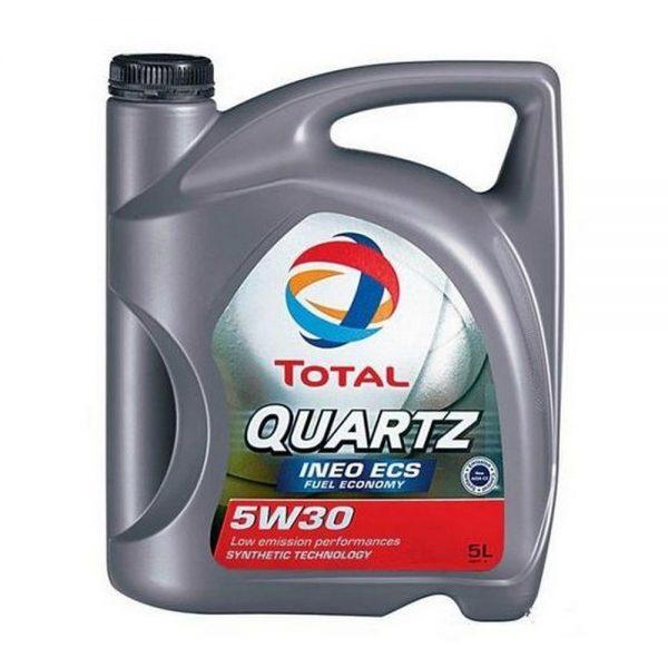 Total Quartz Ineo ECS Fuel Economy 5W30 5L