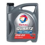 Total Quartz Ineo Long Life Fuel Economy 0W20 5L