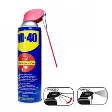 WD-40 Desengordurante e lubrificante Dupla Acção 500ml