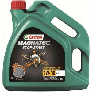 CASTROL MAGNATEC 5W-30 STOP START A5 4L