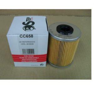 Filtro de combustível Step Filters CC658