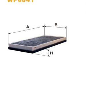 Filtro de Habitáculo WIX WP6841